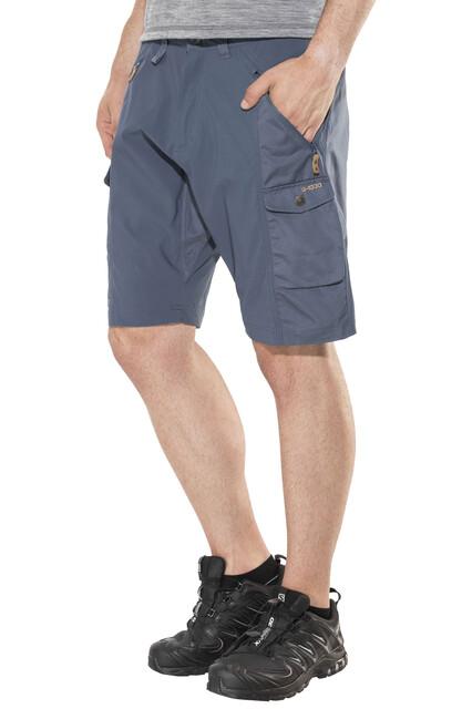 Fjällräven Uncle Shorts Blue Herren Abisko MpSVzU